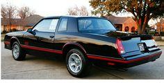 1980's Chevrolet Monte Carlo SS