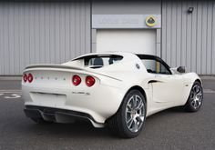 """Lotus Elise S """"Neo Classic"""" '2015"""