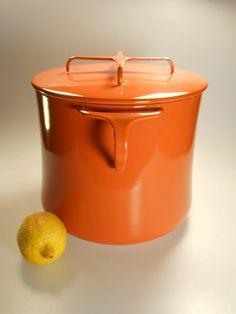 Dansk Kobenstyle Orange Pots - <3