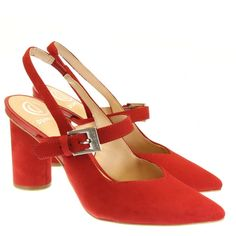 Scarpin Chanel Carmim 3570 Dumond by Moselle   Moselle sapatos finos femininos! Moselle sua boutique online.