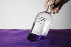 Bottled poetry – the harmony of colour, scent and taste. - Design Ideas
