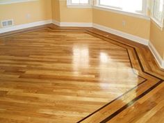 hardwood borders | Hallway Border | Seabaugh\'s Custom Hardwood ...