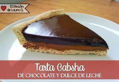 Esta Tarta Cabsha es deliciosa! un bombón en forma de tarta. Ideal para todos los fanáticos del dulce de leche! El bombón Cabsha es un clásico en Argentina, una