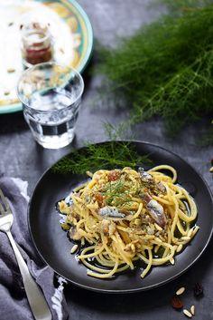 Pâtes aux sardines comme en Sicile - Un déjeuner de soleil