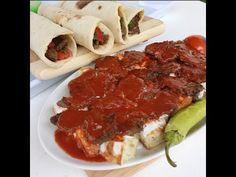Evde İskender Nasıl Yapılır ? - İdil Tatari - Yemek Tarifleri - Turkish Iskender Kebab Recipe - YouTube