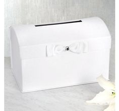 Wedding Guest Books Gift Card Boxes