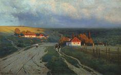 Konstantin_Kryzhitsky_VecherNaUkraine_1901.jpg (2002×1250)