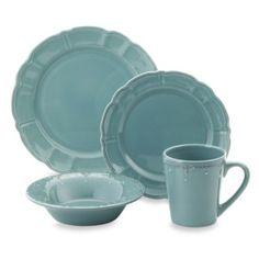 Slate Dinnerware Collection - BedBathandBeyond.com