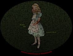 alice in wonderland full text bitmap <3 !