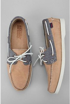 Sebago Chambray Spinnaker Boat Shoe