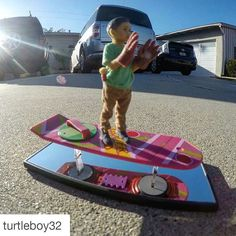 Something we liked from Instagram! How cool is this thank you for sharing @turtleboy32 . #Repost @turtleboy32 with @repostapp  So today's the day the Marty Mcfly stole Miles' #hoverboard! @lootcrate @cokreeate #backtothefuture . #3dprinting #3dprinter  #3dprint #3dprinted #cokreeate #3dscan #3dscanner #artec #selfie #3dminime #minime #gift #awesome #3dscanned #zbrush #3dmodel #3d #3dmodels #LosAngeles #alhambra #la by cokreeate check us out: http://bit.ly/1KyLetq