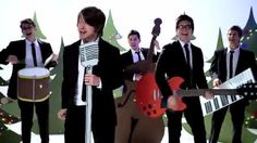 Tenth Avenue North - Deck The Halls (Official Music Video) - Music Videos