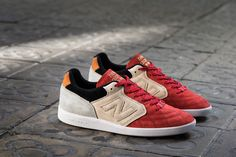 New Balance EPIC-TR by Hanon, sneakersnstuff and Firmament | HYPEBEAST