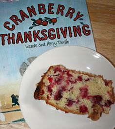Cranberry Bread & Book, Cranberry Thanksgiving by Wende and Harry Devlin