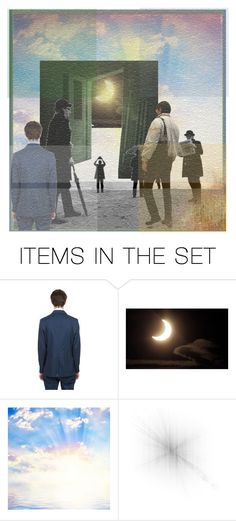 """""""The door to another wolrd."""" by lablanchenoire ❤ liked on Polyvore featuring art"""