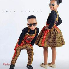 ASTONISHING KIDDIES ANKARA STYLES