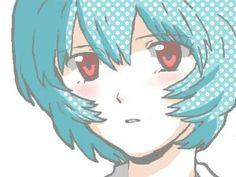 Rei Ayanami, Neon Genesis Evangelion, Mecha Anime, Anime Sketch, Manga Characters, Cultura Pop, Mellow Yellow, Kawaii Anime, Cute Art