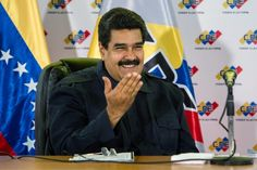 Venezuela's leader will risk his moustache in the name of socialism