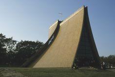 Luce Chapel at Dunghai University, Taichung, Taiwan