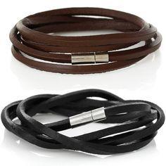 Uhren & Schmuck Echtschmuck Clever Armband Leder Schmuck Armbänder Damen Herren Modeschmuck Armreif Surferarmband