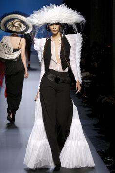 Jean Paul Gaultier Spring 2010 Couture - Collection - Gallery - Style.com