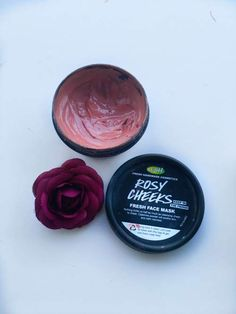 Lush Rosy Cheeks Mask