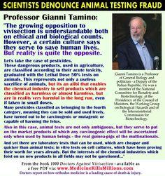 reasons against animal testing