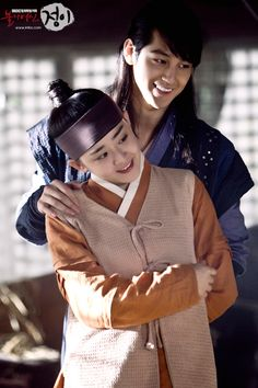 Moon Geun Young and Kim Bum are Double the Cute on the Set of Goddess of Fire | A Koala's Playground