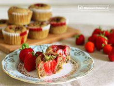 Mipiacemifabene ;-) di Federica Gif: Muffin alle Fragole Sugarfree