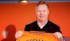 كومان يوضح حقيقة تفضيله تدريب البرسا على منتخب هولندا: فضل المدير الفني الجديد لمنتخب هولندا رونالد كومان، فريقه القديم برشلونة على منتخب…
