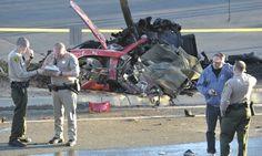 Fast and Furious star Paul Walker dies in car crash