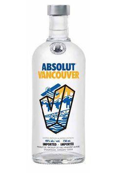 Absolut Vancouver - Absolut Vodka