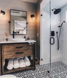 Beautiful Bathroom  Follow @walk.in.showers for more!  @spaziola . . .