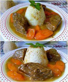 Μοσχαράκι λεμονάτο στη κατσαρόλα με ρύζι !!! ~ ΜΑΓΕΙΡΙΚΗ ΚΑΙ ΣΥΝΤΑΓΕΣ 2