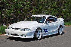 1995 Ford Saleen S351 Mustang