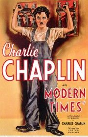 """Les Temps Modernes"" de Charly CHAPLIN (1936) - CINEMA"