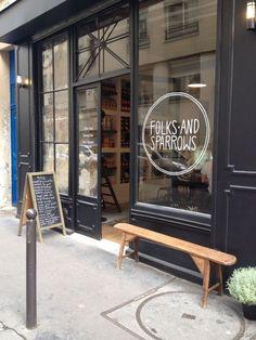 # folks and sparrows# 14 rue saint sebastien# paris 11e