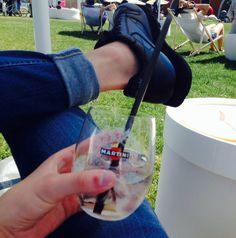 #Martini #prosecco #drink #summer