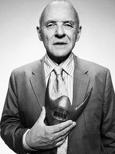 Sir Anthony Hopkins #Portrait #Photography