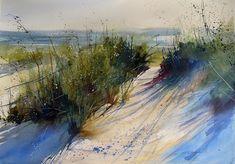 Lake Michigan by Sandra Strohschein