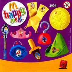 Mcdonalds Toys, Over The Rainbow, Plushies, Kids Meals, Childhood Memories, Disney, Geek Stuff, Kids Rugs, Retro