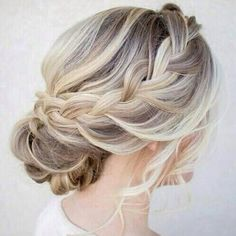 22 Gorgeous Braided Updo Hairstyles