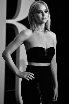 Jennifer Lawrence - when I go short again...I think I'd like this cut