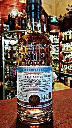 Bunnahabhain 40 YO - Douglas Laing's  #xop #whisky #bunna #bunnahabhain #singlemalt #islay