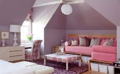 Colorful Girls Rooms Decorating Ideas - 36 Pictures 9