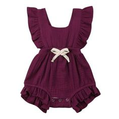 ITFABS Newborn Baby Kid Girls Clothes Sleeveless Romper Tutu Dress F