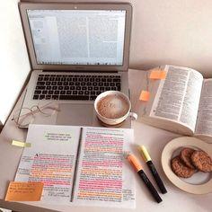 School Organization Notes, Study Organization, Coffee Study, Study Pictures, School Study Tips, Study Space, Studyblr, Study Hard, Study Notes