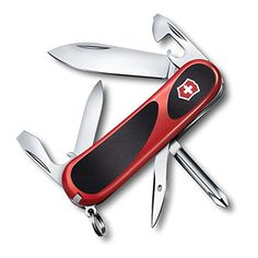 Victorinox Swiss Army EvoGrip 11 Swiss Army Knife * Visit the image link more details.(This is an Amazon affiliate link and I receive a commission for the sales)