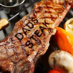 BBQ Branding Iron from Firebox.com