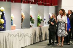 49th International Competition bouquets / 6. Juni 2016